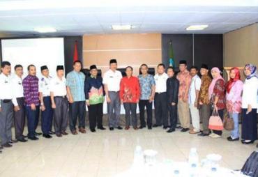 Komisi C DPRD Kabupaten Kediri Kunjungi Pemkot Bengkulu