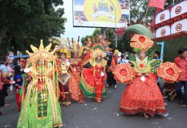 Sukseskan Karnaval Batik, Pemkot Undang Seluruh Pemerintah…