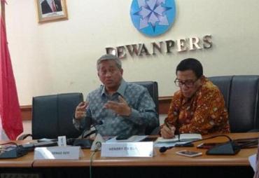 Soal Anggaran Media, Dewan Pers Akan Siapkan List Media…