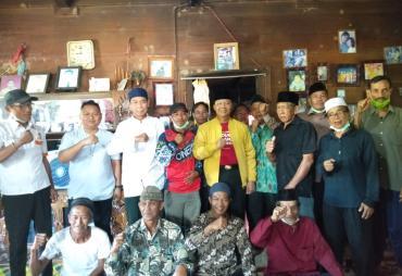 Gubernur Rohidin Silaturahmi bersama Tokoh Rejang Desa…