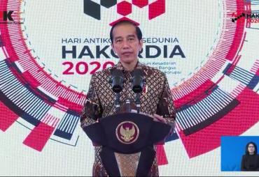 Pemprov Bengkulu Komitmen Cegah Terjadinya Korupsi