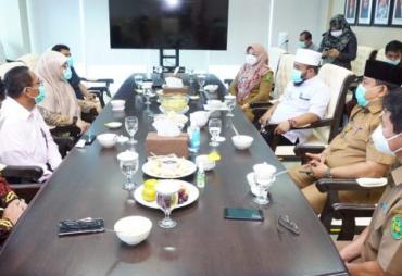 Walikota Bengkulu Siap Bersinergi dengan Kepala BPK…