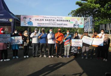 Bangkitkan Perekonomian Masyarakat, Pemprov Bengkulu…