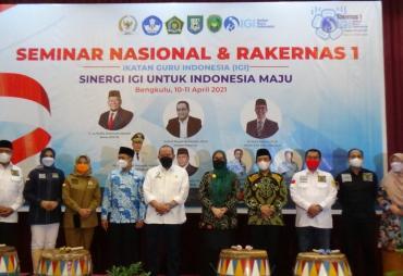 IGI Diharapkan Mampu Berkolaborasi dengan Pemerintah