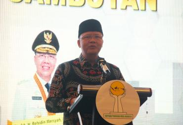 Gubernur Rohidin Tegaskan Soal Kolaborasi Ekonomi Bangkit