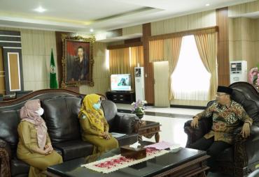 Gubernur Rohidin Harapkan Sekolah Ramah Anak Terintegrasi…