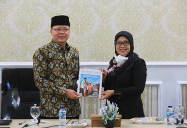 Gubernur Rohidin Sambut Positif Tawaran Kerjasama…
