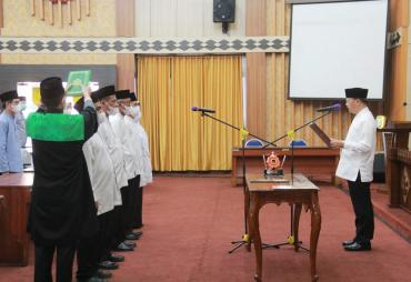 Lantik Baznas Provinsi Bengkulu, Gubernur Rohidin Minta…