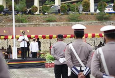 Antisipasi Mudik,  Pemprov Bengkulu dan TNI/Polri Jaga…