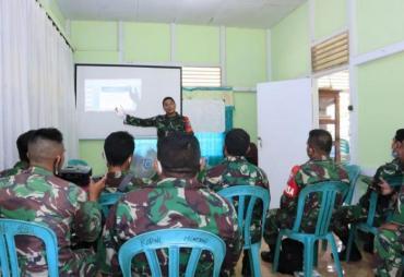 Cetak Jurnalis TNI, Kodim 1201 Gelar Pelatihan Jurnalistik…