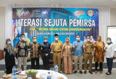 Asisten I Pemprov Bengkulu: KPID Wajib Edukasi Masyarakat…