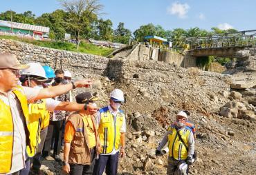 Perbaikan Irigasi Terus Berlanjut,  Gubernur Rohidin Minta…
