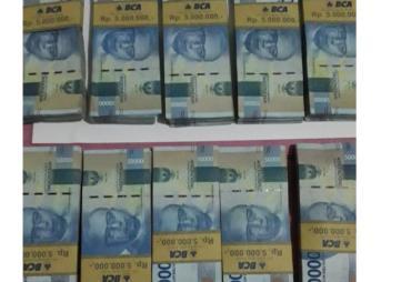 Mantan PJ kepala Pekon Terdana Diduga Korupsi