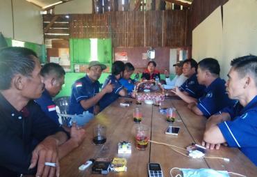 DPC KWI Kabupaten Tanggamus Gelar Rapat Program Kerja