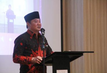 Wagub Bengkulu Ajak Masyarakat Rajin Olahraga di Masa…