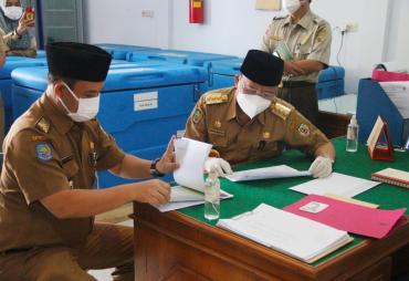 Pemprov Bengkulu Layangkan Surat Permintaan Tambahan Stok