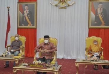 Gubernur Rohidin Minta Pemkot Bengkulu Turunkan Mobilitas…