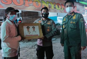 Inspiratif,  Relawan Covid-19 di Bengkulu Utara Mendapat…
