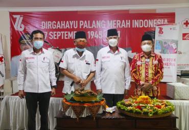 Pemprov Bengkulu Apresiasi Kinerja PMI Bengkulu Peduli…