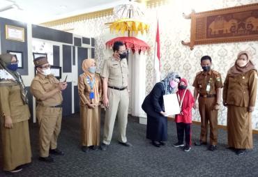 Raih Juara III Pekan Pra Olimpik Provinsi Lampung 2021,…