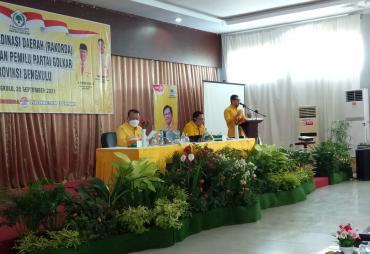 Waketum Bapilu Ahmad Doli : Golkar Menang 2024, Airlangga…