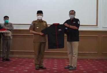 Ramah Tamah Gubernur Bengkulu bersama Toyota Fortuner Club…
