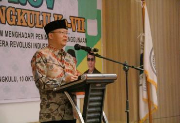 Gubernur Bengkulu Minta Gakeslab Kawal Produsen Alkes