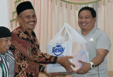 Jemaah Masjid Raya Jihad Kota Padang Panjang Kunjungi Kota…