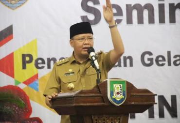 Tokoh Bengkulu Jadi Pahlawan Nasional,  Gubernur Rohidin…