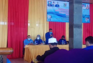 Resmi Terpilih,  Acok Daeng Mosega Ketua HSNI Kabupaten…