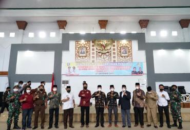 Gubernur Rohidin Minta BPD Berperan Aktif Dalam Membangun…