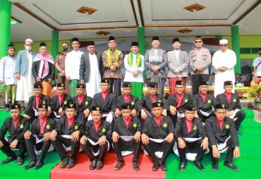 Gubernur Rohidin Yakin Pesantren Semakin Berkembang dan Maju
